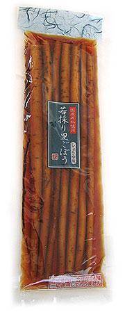 若採り里ごぼう(しょうゆ味)27cmイメージ